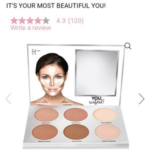 IT Cosmetics IT'S YOUR MOST BEAUTIFUL YOU BLUSH PA
